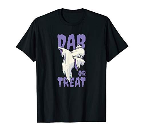 Dab Or Treat | Dabbing Gespenst Hip-Hop Lustiges Halloween (Hip Hop Tänzerin Kostüm Halloween)