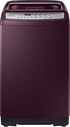 Samsung 7.5 kg Fully-Automatic Top Loading Washing Machine (WA75M4500HP/TL, Sparkling Plum)