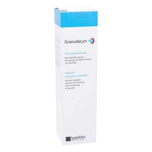 GRANUDACYN Wundspüllösung 250 ml Flüssigkeit -