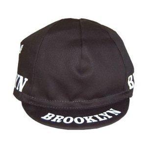 Brooklyn Cycling Cap (Giordana Brooklyn Team Cycling Cap - Black by Giordana)