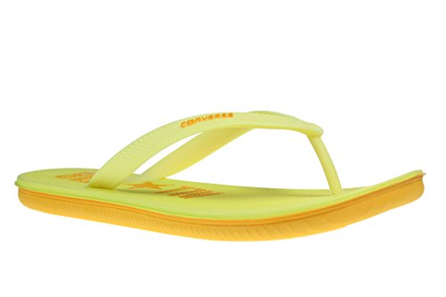 Converse Chuck Taylor AS Sandstar Sandal - Light Yellow Citrus - UK 3