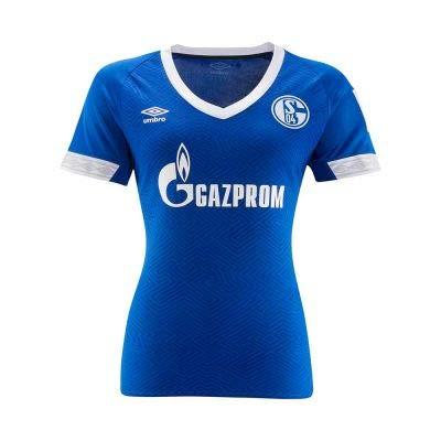 Umbro FC Schalke 04 Trikot Home 2018/2019 Damen 38 EU - 12 UK