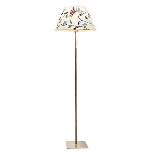 ALUK- Salon de création nordique salon simple moderne étude lampadaires verticaux