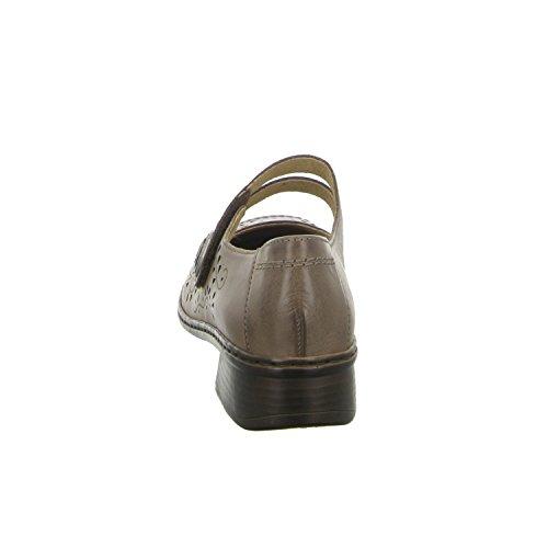 Confort, mocassins pour femme jenny 22–52723–38 chaussures très différents types de sols Marron - Marron