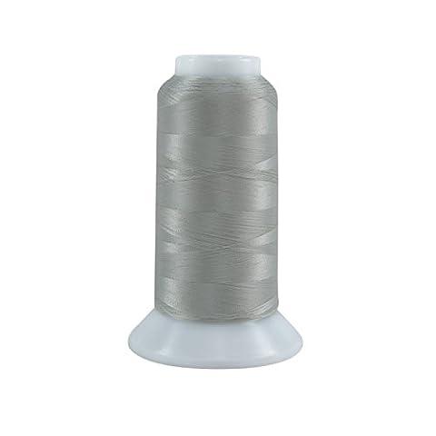 Superior Threads 11402-623 Silver 60W Bottom Line Polyester Thread, 3000 yd
