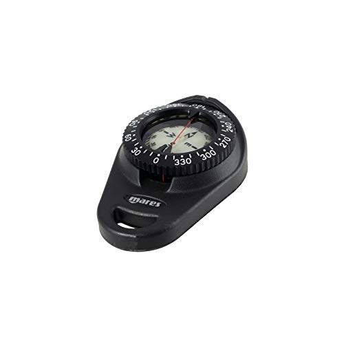 Mares North Kompass, Black, One Size
