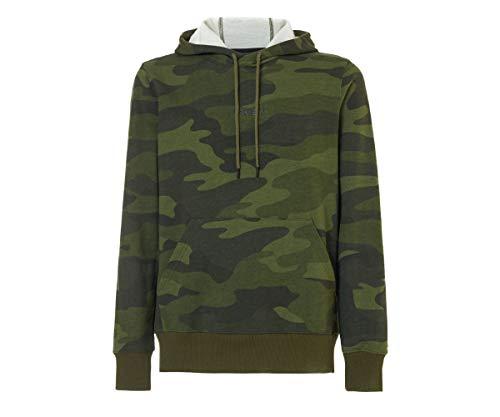 Oakley Sweatshirts Core-Camo Kleine Street Logo Kapuzen CAMO Fleece CAMO -