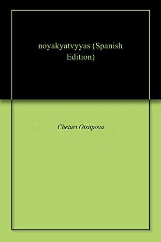 noyakyatvyyas por Cheturi  Otstipova