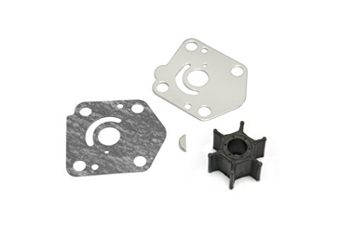 Price comparison product image Full Power Plus Suzuki Water Pump Replacement Impeller Kit for 9.9/15HP 17400-93951 SIERRA 18-3256