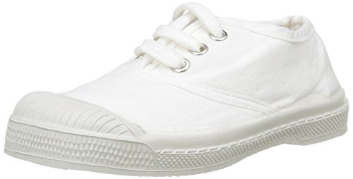 52990786f92339 Bensimon - E15004 - Tennis - Baskets - Basses Fille - Blanc - 23 EU