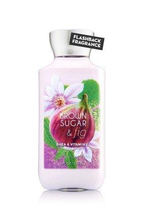 BATH & BODY WORKS Body Lotion Brown Sugar & Fig - Brauner Zucker & Feige - aus USA