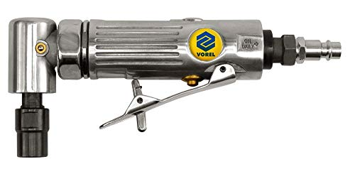 Vorel 81110 Druckluftwinkelschleifer, 6 mm
