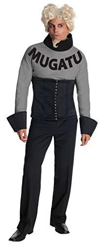 Herr Kostüm Mugatu - Rubie's Zoolander Mugatu Kostüm für Herren