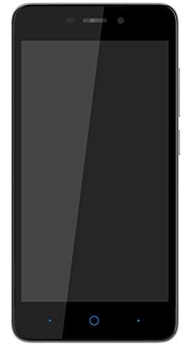 ZTE Blade A452 4G Smartphone (12,7 cm (5 Zoll) Display, 8 Megapixel Kamera, 8 GB Speicher) Schwarz