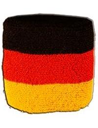 Digni® Poignet éponge avec drapeau Allemagne