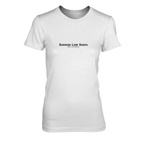 Harvard Law School. Nah, just kidding. - Damen T-Shirt, Größe: XL, Farbe: (School Kostüme Law)