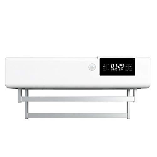 600 * 170 * 135 Millimeter WeißEr Elektrischer Erhitzter Handtuchhalter, One-Touch Intelligent Human Sensing Towel Machine, Passend FüR Alle Arten Hotel-Badezimmer