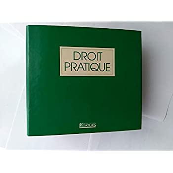 droit pratique - editions atlas