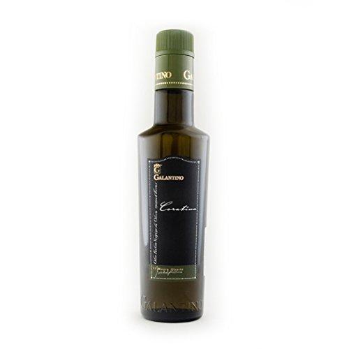 Olio extra vergine di oliva monocultivar coratina 250ml