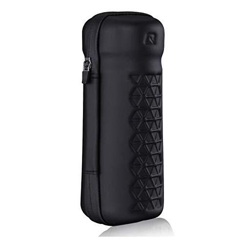 las Hartschale, Flaschenhalter Paket Carbon Pattern Kit tragbaren Speicher Box Reiten Zubehör,Matte ()