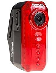 Cycliq Fly6[v] Rear-Facing Bike Camera 30 Lumen Tail light,Red,One Size