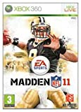 Madden NFL 11 (Xbox 360) [import anglais]