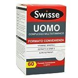 Swisse Uomo Multivitaminico Integratore Alimentare 60 Compresse