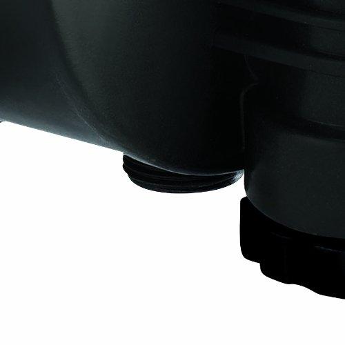 Einhell RG-AW 6536 Hauswasserautomat, 650 Watt, 3750 l/h Fördermenge, Edelstahlanschluss - 6