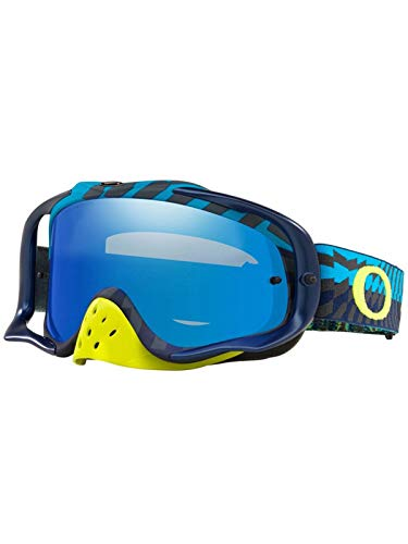 Oakley Crossbrille Crowbar MX Blau