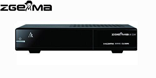 Zgemma h.2h Combo HD Receptor híbrida de Doble núcleo Linux OS DVB-S2+...
