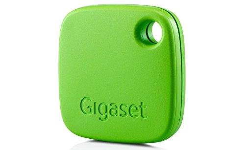 Element Finder (Gigaset G-Tag Schlüsselfinder - Bluetooth - Beacon/Key Finder - Zum Einfachen Auffinden von Schlüssel - Tasche - Koffer - Handy/Key Tracker - Grün)