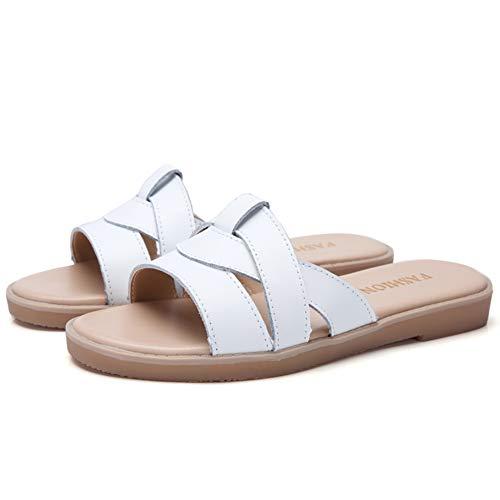 DierCosy Mujeres Sandalias Sandalias de Los fracasos ligeros platos simples de Estilo Sandalias de Cuña Zapatos de la Playa del Verano