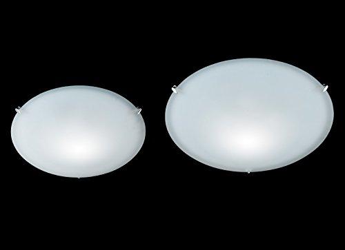 Honsel 85994 - Lámpara de pared 4 x 60 W, E27