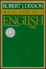 Graded Exercises in English (Dixson English series) por Robert James Dixson