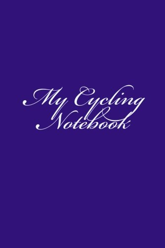 My cycling notebook