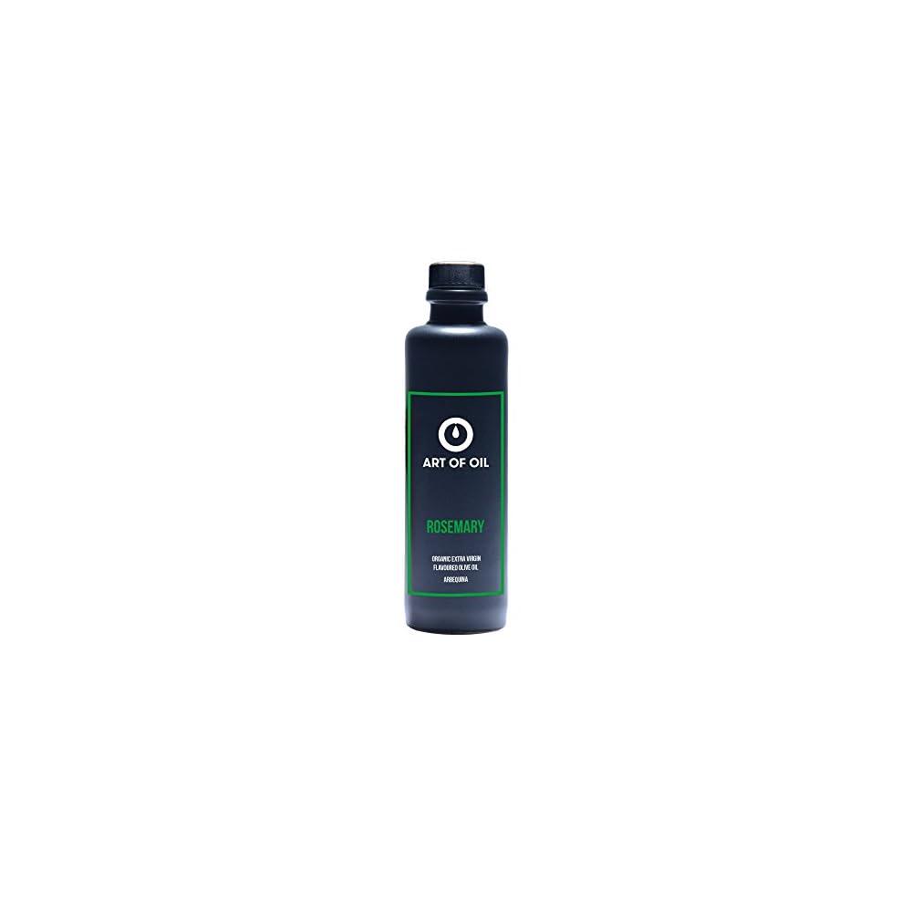 Art Of Oil Rosemary Bio Olivenl Mit Rosmarin 200ml