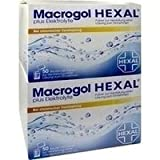 Macrogol Hexal plus Elektrolyte, 100 St. Beutel