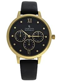 Reloj mujer Charlotte rafaelli en acero básico 36 mm crb016