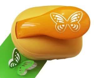 3DSuper grand papier poinçon papillon 33cm forme puncheur artisanat fleur album pour les outils de bricolage