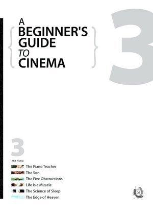 A Beginner's Guide To Cinema (Vol. 3) - 7-DVD Box Set ( La pianiste / Le fils / De fem benspænd / Zivot je cudo (Hungry Heart) / La science [ Origine Australiano, Nessuna Lingua Italiana ]