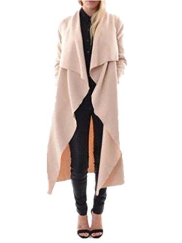 Kerlana Damen Laufjacke Leichtes Winddicht Übergangs Kimono Jacken Draussen Kapuzenjacke für Mädchen Softhelljacke Windbreaker Freizeit Lang Coat (Petite Print Cardigan)