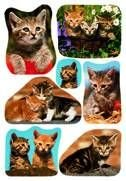 Price comparison product image Herma Stickers Various Cute Kittens