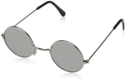 Eyelevel Kids' Jasper Sunglasses, Silver/Silver Mirror, 40
