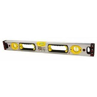 STANLEY FMHT1-42502 – Nivel manual tubular FatMax 180 cm magnetico
