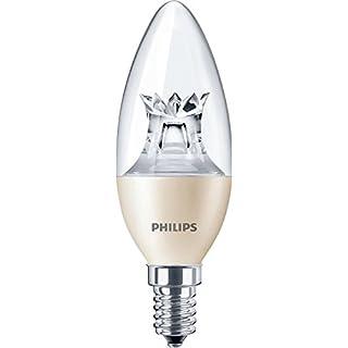 Philips Master LED Candle 4-25 W, 827 E14 B38 Dimtone, klar 45368100