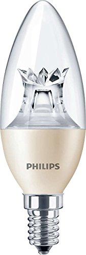 Philips Master LED Candle 4-25 W, 827 E14 B38 Dimtone, klar 45368100 (Restaurant-bereich Ultimative)
