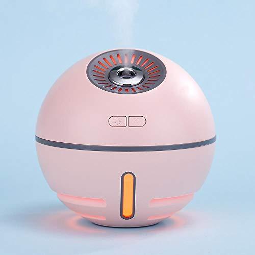Lxj Espacio Multifuncional humidificador los Ventiladores Luces Coloridas del humidificador Inicio Cargador...