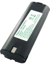 Batterie pour MAKITA 6019DWE, Haute capacité, 7.2V, 3000mAh, Ni-MH