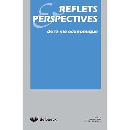 Reflets et Perspectives de la Vie Economiques 20041 les Subventions