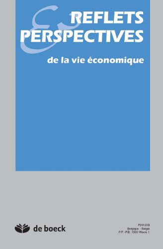Reflets et Perspectives de la Vie Economiques 20042 l'Efficience des Marches Financiers par Collectif